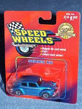 Speed Wheels Series XII w/ Maisto  Volkswagen Beetle 1300  Blue