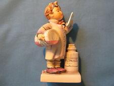 Hummelfigur 322 Der Apotheker - Rizinusöl- - Little Pharmacist - älter - 1. Wahl
