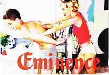 PUBLICITE ADVERTISING  2002    EMINENCE  sous vetements  (2 pages)