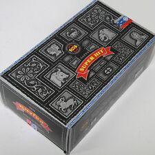 Räucherstäbchen 12x15g Super Hit  180g Box Nag Champa Satya Sai Baba Superhit