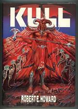 KULL by Robert E. Howard Signed- High Grade