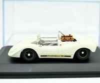 Coche Auto Porsche 9082 Prueba Escala 1:43 diecast Best Modelo Racing Blanco