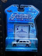 "MAIST SILVER ""CHASE"" 2006 DODGE MAGNUM R/T WAGON ACE/SPADES 1/2500 PLAYERZSERIES"