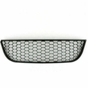 Honeycomb Style Front Center Lower Bumper Grille Fit for VW Polo 9N3 GTI 2005-09