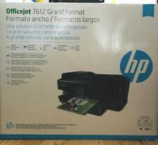 HP Officejet 7612 All-In-One Inkjet Printer