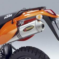 KTM SILENZIATORE AKRAPOVIC SLIP-ON SILENCER 640  57305079400