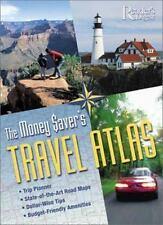The Money Saver's Travel Atlas Editors of Reader's Digest Vinyl Bound