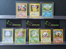Pokemon Base Unlimited Wizards of the Coast PICK YOUR CARD 1-69 !!!