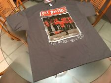 Sex Pistols At The Palace 2XL T Shirt! Also See The Clash Ramones Dead Kennedy's