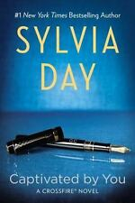 Captivated by You paperback by Sylvia Day FREE SHIPPING Crossfire Series Book 4