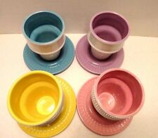 ICE CREAM SHOPPE 8 PIECE BOWL SET NEW OLD STOCK