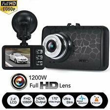 1080P HD CAR DVR G-sensor IR Vehicle Video Camera Recorder Dash Cam high-resolut