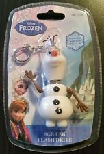 "Disney Frozen ""Olaf"" 8GB USB Flash Drive Campatible with both MAC & PC"