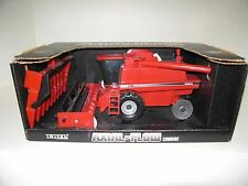 1/32 CASE I-H 2188 AXIAL FLOW BLACK BOX COMBINE NIB free shipping