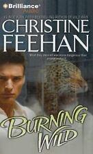 Burning Wild  Burning Wild  2009 by Christine Feehan 1441815287 Ex-library