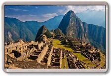 FRIDGE MAGNET - MACHU PICCHU - Large Jumbo - Peru
