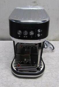 Breville Bambino Plus Automatic Espresso Machine - Black Truffle