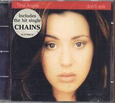 TINA ARENA - Don't ask - CD 1994 USATO OTTIME CONDIZIONI