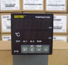 Sestos D1S-VR-220 Digital Pid Temperature Controller thermostat heater heating