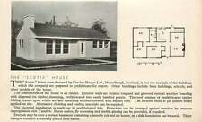 1953 Prefabricated Scotia House Manufactured By Cruden Houses