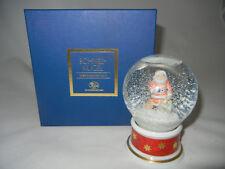 Hutschenreuther Schneekugel 2003 Nikolaus - Erstausgabe (meine Pos-Nr. 2003-10)