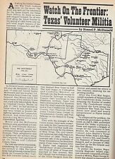 Texas Home Guard Militia 1865 era (Alexander A. Moore)