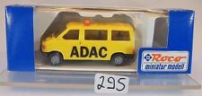 Roco 1/87 No. 1472 VW Volkswagen T4 Bus ADAC OVP #295
