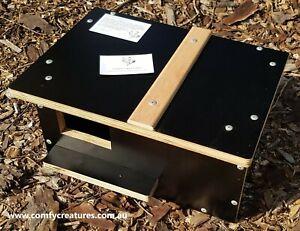 Fully assembled Ringtail / Brushtail possum nesting box. Duramax series.