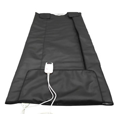 More details for zing deluxe sauna blanket infrared digital remote spa therapy treatment 2021