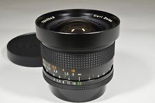 CONTAX Carl Zeiss Distagon T* 18mm f4 MMJ lens from JAPAN #a0427 MINT