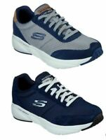 Skechers Chaussures de Sport Homme Meridian Lochmoor Baskets Confortable Fitness