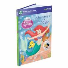 Leapfrog LeapReader Little Mermaid Adventures Under the Sea Book Disney Princess
