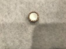 """of Pearl Disk Pave Rose Gold Keep Collective Keys """"Stones"""" (new) Mother"""