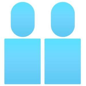 4pcs Rainproof Car Side Mirror Window Films Clear Waterproof Anti Fog Stickers