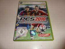 Xbox 360 pes 2010-Pro Evolution Soccer (1)