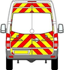 Volkswagen Crafter H2 Chevrons High Roof 2006 - 2017 (Three Quarter/Prismatic)