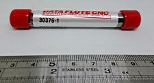 "3/8"" 3-Flute Carbide End Mill, 1"", 3"" Oal, Data Flute Xad-30375-1 (C14B5)"