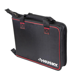 Tool Organizer Storage Bag 15 Inch Heavy Duty Polyester Fabric Work Black NEW