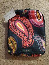 Vera Bradley Twilight Paisley Lunch Bunch Bag Insulated Id Slot Multi NWT
