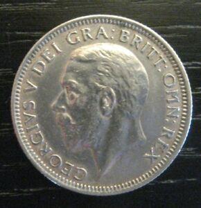 Coin UK George V shilling 1931