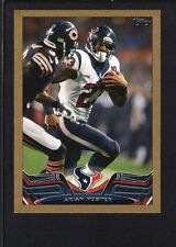 ARIAN FOSTER 2013 TOPPS MINI #230 GOLD PARALLEL TEXANS SP #56/58