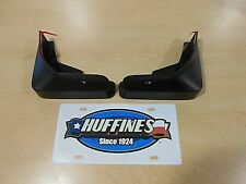 2006-2013 Chevrolet Impala Front or Rear Splash Guards by GM 19213385 OEM GM New