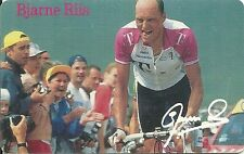 RARE / CARTE TELEPHONE - BJARNE RIIS / TOUR DE FRANCE CYCLISME VELO / PHONECARD