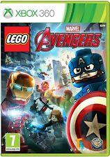 LEGO Marvel Avengers (Xbox 360) (UK IMPORT) Nuovo e Sigillato