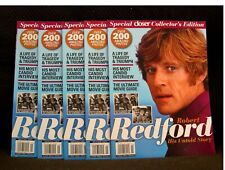 2019 CLOSER MAGAZINE SPECIAL ROBERT REDFORD - HIS UNTOLD LIFE STORY