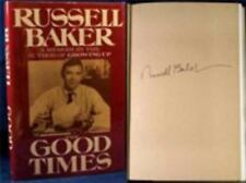The Good Times Baker, Russell Hardcover Used - Acceptable