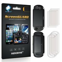 3 FRONT +3 BACK Screen Protector Protect Sony PlayStation PS Vita Slim PCH-2000