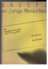 Briefe an junge Menschen - Franz Kamphaus - 1988