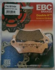 KTM Adventure 950 / 990 (2002 to 2012) EBC Sintered REAR Brake Pads (FA181HH)