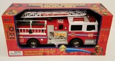 """Fire Truck Toy Fire Engine, Ladder Rescue, Lights and Sounds Friction Power 13"""""""
